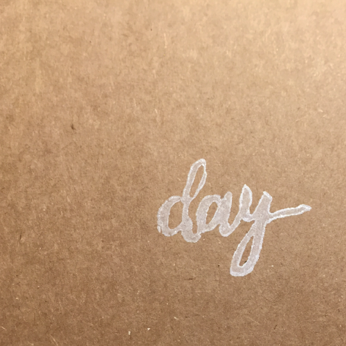 #100dayproject 2017 | Day 1